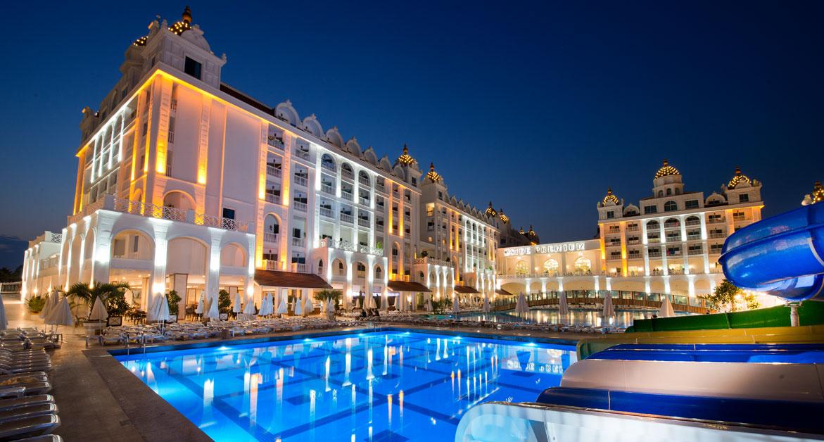 Hotel Oz Hotels Side Premium 5