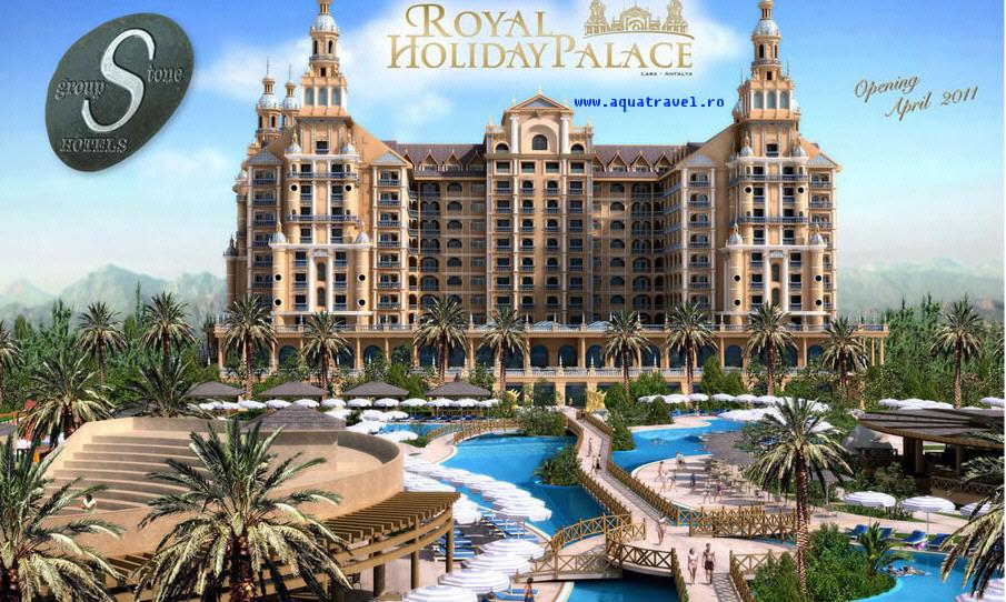 Hotel Royal Holiday Palace Lara Antalya 5