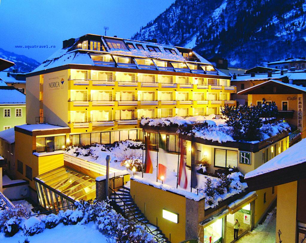 Hotel Norica Therme  Thermenhotels Gastein Bad Hofgastein 4