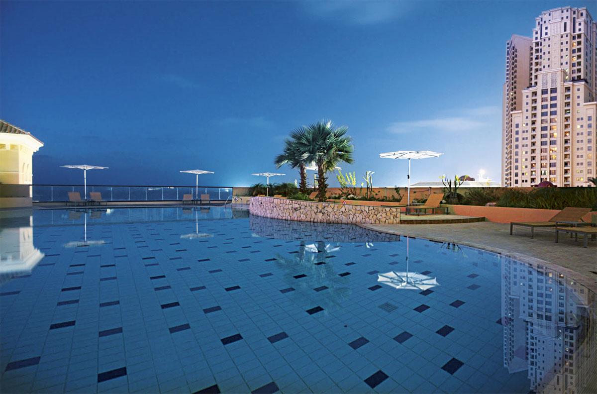 Hotel Amwaj Rotana Jumeirah Beach Residence Dubai 5