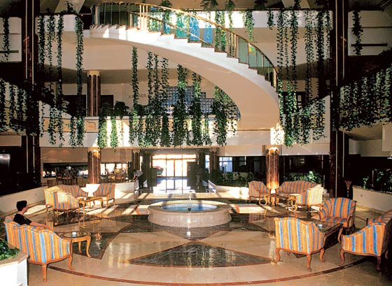 Hotel Melia Pharaoh Hurghada 5 Demipensiune sau All Inclusive