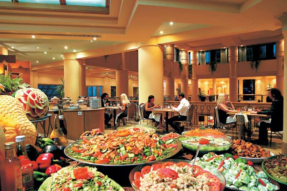 Hotel Hilton Hurghada Resort 5