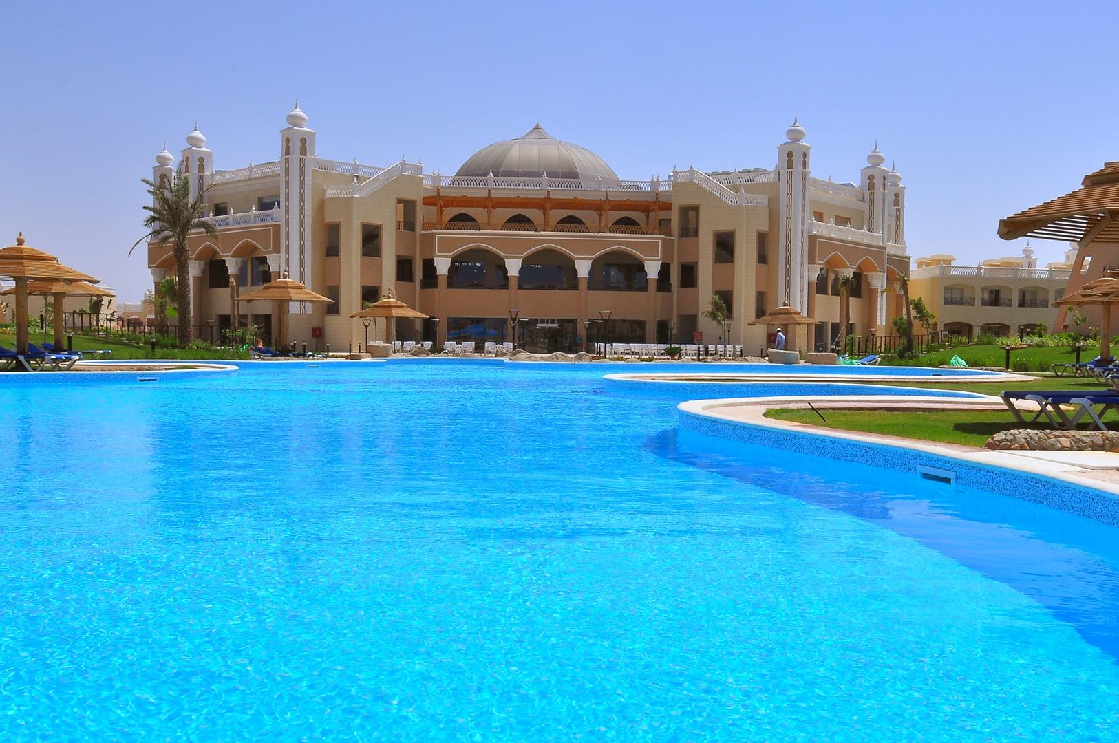 Hotel Jasmine Palace Resort  Spa Hurghada 5