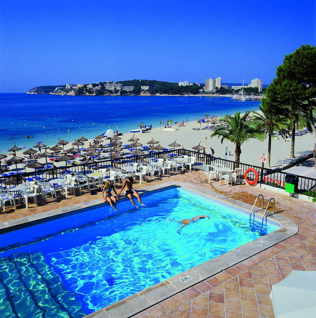 Hotel Flamboyan Caribe Mallorca 4 Magalluf