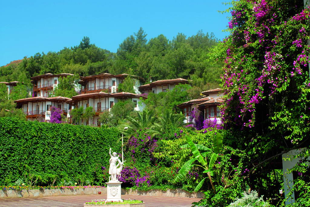 Club Hotel Letoonia Resort Fethiye 5HV1 Superior All Inclusive