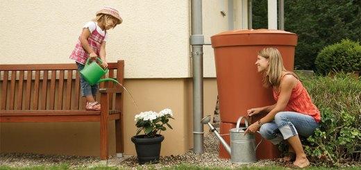 choisir récupérateur d'eau de pluie GRAF
