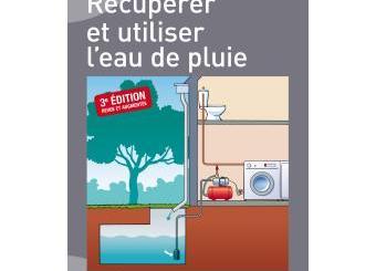 Livre aux Editions Eyrolles Utiliser l'eau de pluie