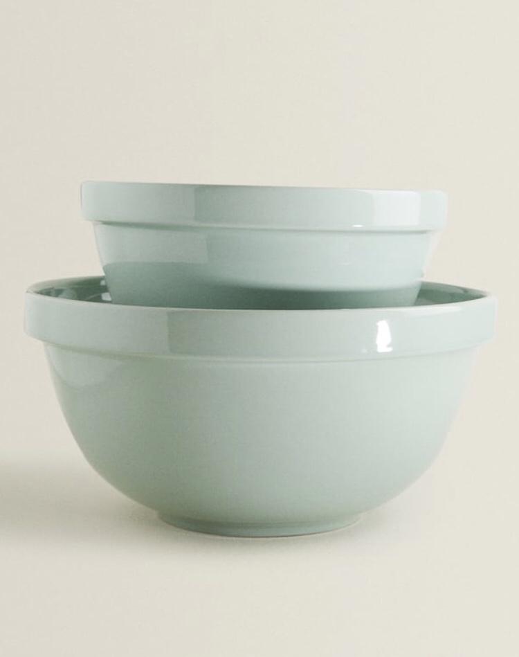Bowl Gres Verde de Zara Home