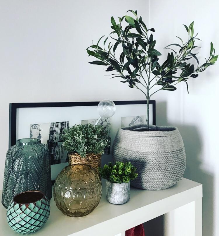 Set de elemento decorativos de primavera