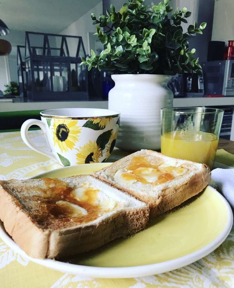 Nuestro Desayuno Inspiracional