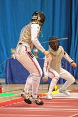 Claire Bennett - Fencing