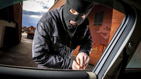 robo de vehículos