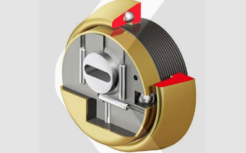 escudos de seguridad para cerraduras