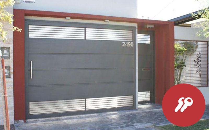 Puertas de garaje seccionales baratas elegant puertas de - Puertas de garaje baratas ...