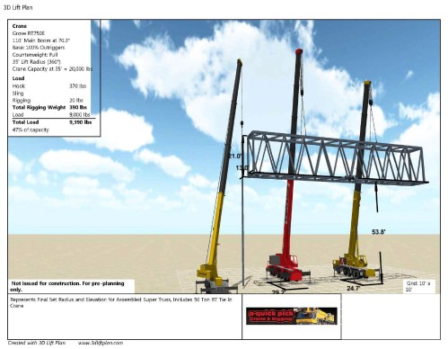 small resolution of as you can see from the pictures we are able to diagram plans that resemble the real life situation with 3d lift plan