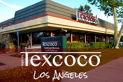 Aqui es Texcoco in Los Angeles