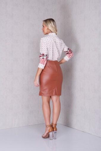 Saia Jany Pim em Áquila Tauheny Store | Moda Evangélica