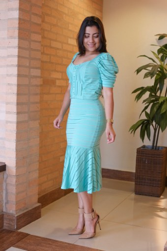Conjunto Lasie em Áquila Tauheny Store | Moda Evangélica
