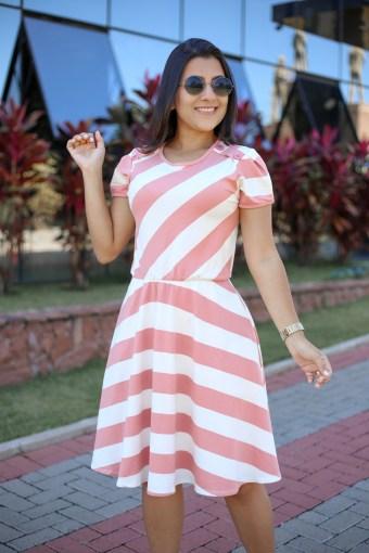 Vestido Malha Maria Amore em Áquila Tauheny Store | Moda Evangélica