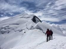Discesa Monte Bianco