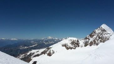 Liskamm e Monte Bianco