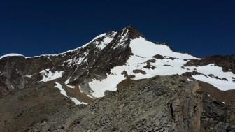 Weissmies e la cresta che ci aspetta