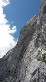 la parete di Silbergeier