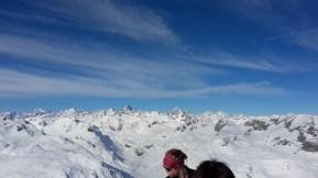 Panorama dalla punta Elgio