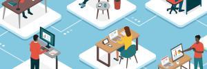Wie Sie von einer Remote-Arbeitsumgebung profitieren und die Kultur Ihres Unternehmens langfristig stärken