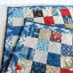 Simple Quilted Pillow Sham Tutorial A Quilting Life