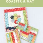 Quilted Mug Rug Tutorial A Quilting Life