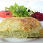 torta de brocolis