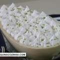 Ovo de Colher Torta de Limão