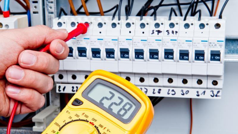 Mantenimiento de las redes eléctricas