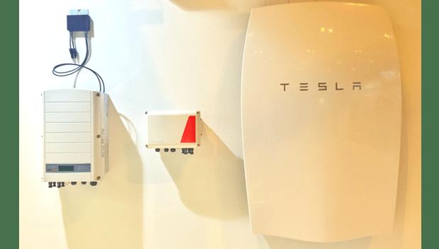 Las baterías de Tesla llegan a los hogares españoles