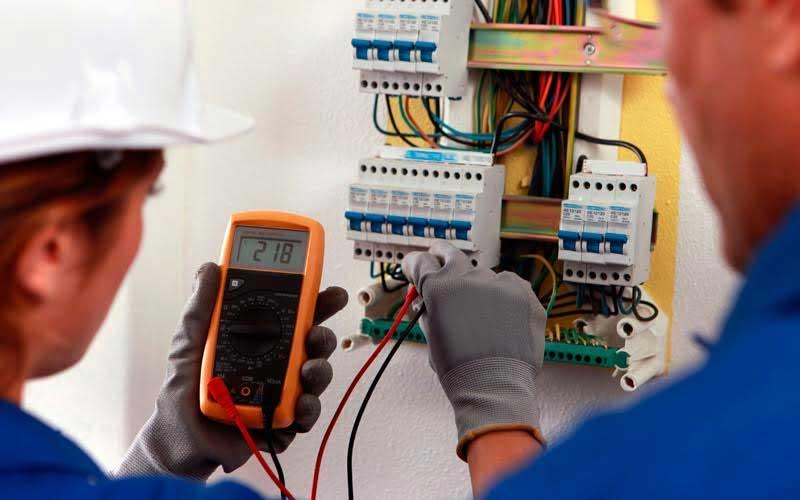 Servicio de electricista 24 horas
