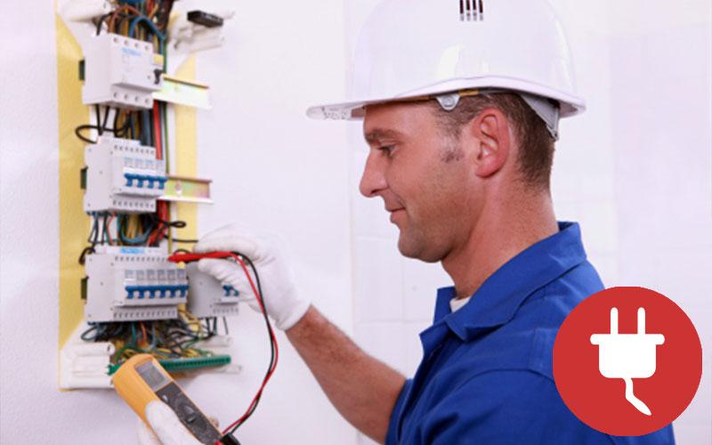 electricista autorizado