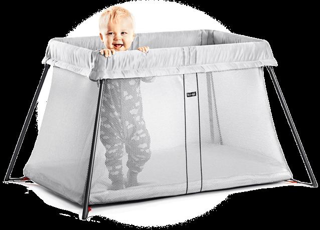 Travelling crib