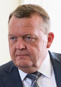 Photo of former Prime Minister Lars Ramsussen 2018