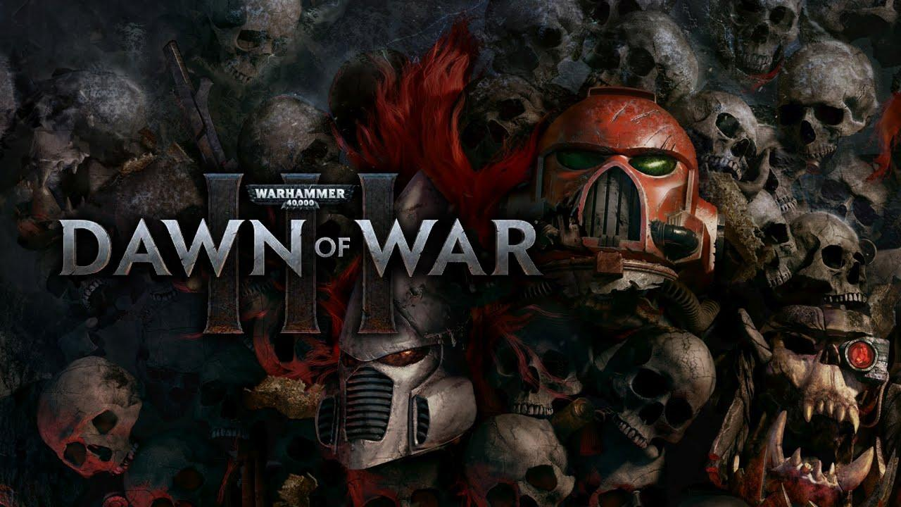 تحميل لعبة Warhammer 40.000 Dawn of War III-FULL UNLOCKED بدون كراك!!! برابط تورنت