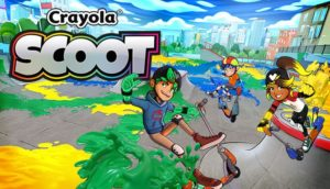 Download Crayola Scoot-DARKSiDERS
