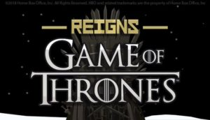 Download Reigns Game of Thrones The West and The Wall-PLAZA