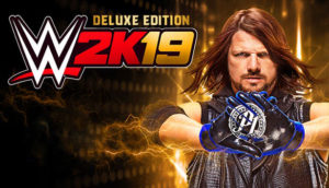 Download WWE 2K19 Digital Deluxe Edition 4 DLCs FitGirl Repack