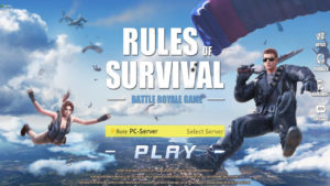 Download RULES OF SURVIVAL BATTLE ROYALE GAME FOR PC (OFFICIAL)