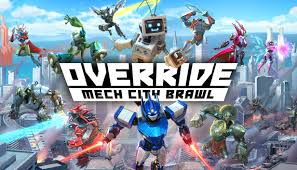Download Override Mech City Brawl-SSE