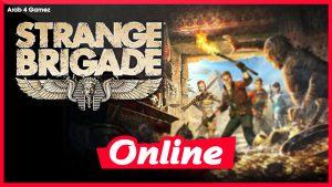 Download Strange Brigade-CPY + CRACK ONLY + CRACK ONLINE