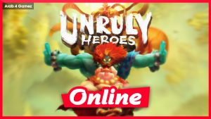 Download Unruly Heroes-CODEX + Update v20190531-CODEX + ONLINE
