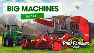 Download Pure Farming 2018 Big Machines-PLAZA + Update v1.4.1-PLAZA