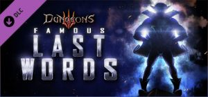 Download Dungeons 3 Famous Last Words-CODEX + Update v1.6.1-CODEX