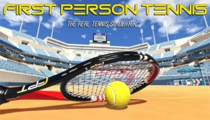 Download First Person Tennis The Real Tennis Simulator v2.3-SKIDROW